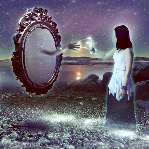 do outro lado do espelho